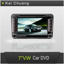 Hot 7inch VW Passat B7 DVD GPS Navigation System