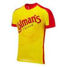 Custom cycle jersey uniform for men tour de France
