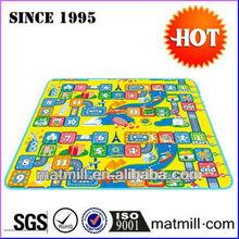 New play mat baby /educational crawl pad, waterproof padded baby play puzzle mats from Alibaba
