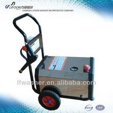 Chengdu Lifeng electric motor car wash service station equipment 60bar 870psi