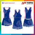 dry fit sublimada poliéster cheerleading uniforme