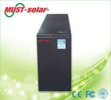Max charge current 25A, LED/ LCD option EP2000 1.5kw solar power inverter