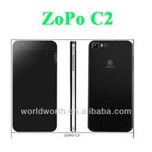 Zopo C2 Mobile Phone ZOPO C2 MTK6589 Quad Core 5 inch Smartphone FHD LTPS 1920*1080 front 5.0MP back13.0MP 32gb rom zopo c2