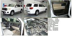 Toyota Sequioa Left Hand Drive- 4700cc 2008