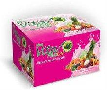 First Vita Plus Natural Health Drink (mangosteen flavored)