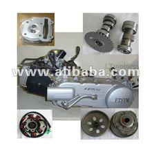 157qmj 150cc scooter engine parts