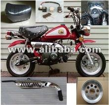 dirt bike monkey parts