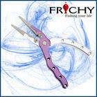 fly fishing combo 5.5 inch Mini Aluminium fly Fishing Pliers - FPMF01F