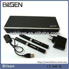 Popular E Cigarette Pen Style electic cigarette e-cig ego w cartomizer