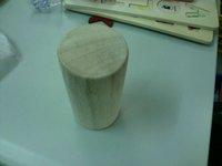 Large Cylinder Block