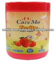 Hot Selling Fresh Aloes Clean Soft Baby Wipes 200's Canister