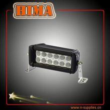 """8"""" flood led light bar 36w jeep coats off road helmets"""