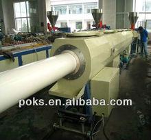 plastic machine pvc pipe production line