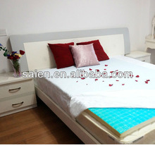 medical massaging cooling gel mattress/new products in China,cool gel mattress