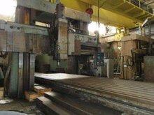 Plano milling machine UZTS 6625U