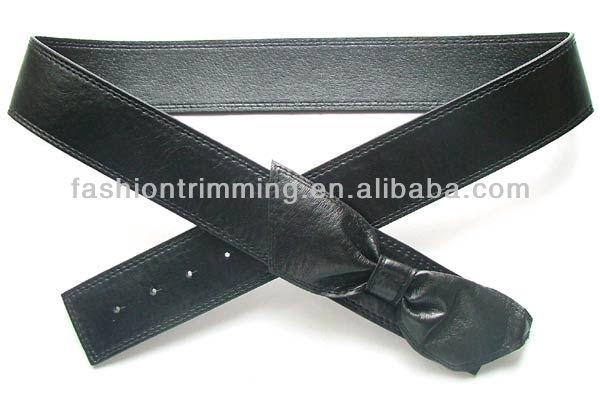 Bow Tie Belt Buckle Black Bow Tie Buckle Colorfast
