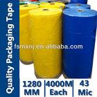 blue film adhesive tape manufacturer China