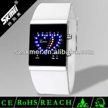 skmei original led watches brand oem factory