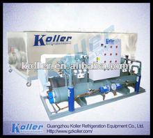 machine de grosse production de blocs de glace industrielle