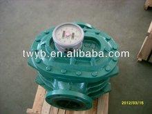 bitumen flow meter/hydrauli oil flow meter/diesel fuel flow meter