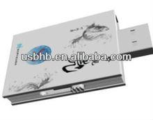 book shaped usb flash drive 16gb,16gb plastic usb flash drive blank,usb flash drive no media