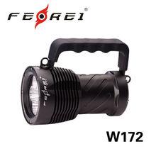 Ferei 6 x Cree XM-L2 4-Mode 5600 Lumens LED Diving Flashlight (6 x 18650 lithium battery)