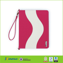 carry case for handle for ipad, for iPad leather cover, For tablet pc leather case
