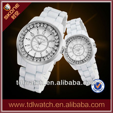 2012 Best Couple Watches With Shining Diamond