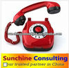 Business phone call service and company verification servic