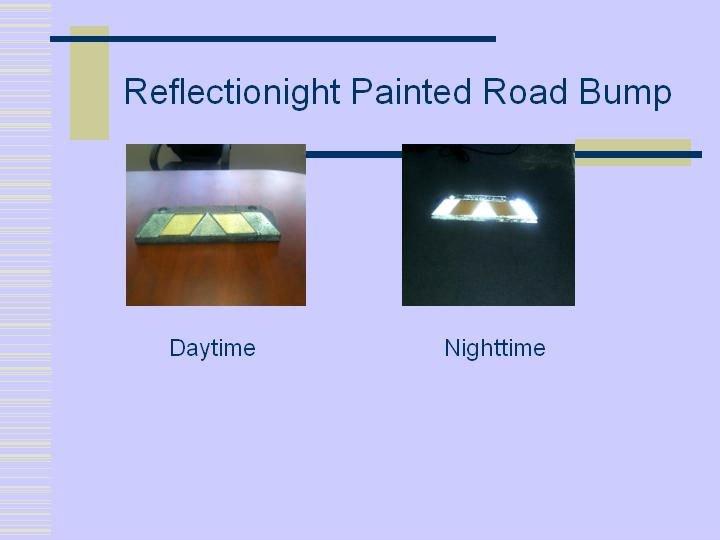 Reflective powder coating paint