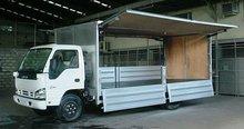 TRUCK BODY FABRICATION wing van