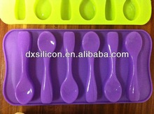 FDA Silicone penguin ice tray