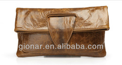 2013 Early autumn genuine leather handbags/fossil leather handbags/women evening bags manufacturer guangzhou