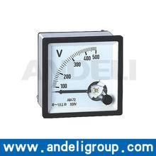 lcd digital volt panel meter DC