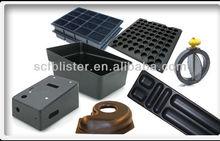 Customized vacuum formed plastic product