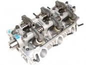 Cylinderhead Mitsubishi Pajero 3.0-V6-12V 141-146-150 Hp 6G72 Left