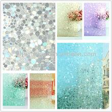 electrostatic decorative window film sun control film decorative films for glass