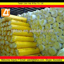 glass wool insulation batt factory
