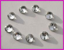 BR0858 DMC Iron On Hotfix Crystal Rhinestones Clear SS16, 3.8~4.0mm