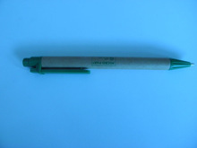 Advertising ECO Friendly Recycled Paper Ball Pen