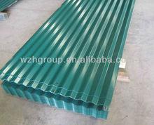 Color Coated Corrugation Steel Roofing Tile for House
