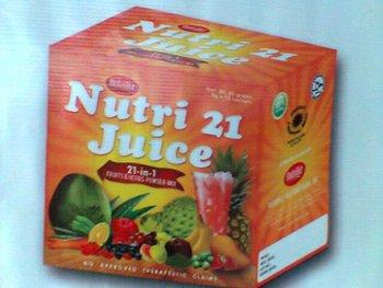 Nutri21 Juice