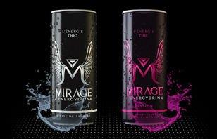Mirage Energy Drink