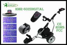 Lithium Power and Unique Design Remote Controlled Golf Trolley Golf Caddy Golf Cart (HMR-602Digital)