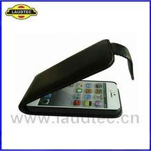 Verdadeiro telefone testado para IPhone 5C capa de couro estilo Flip Phone Case New estoque baixo preço