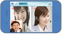 Web conference for iPad! Web based Video Conferencing system: LiveOn