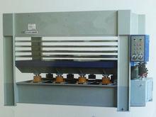heat press for door