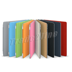 Newest! intelligent magentic smart cover for ipad 2 wholesale