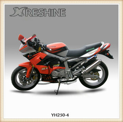 2013 hot selling 250 cc enclosed motorcycle