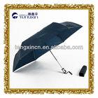 3 folding auto open and close umbrella